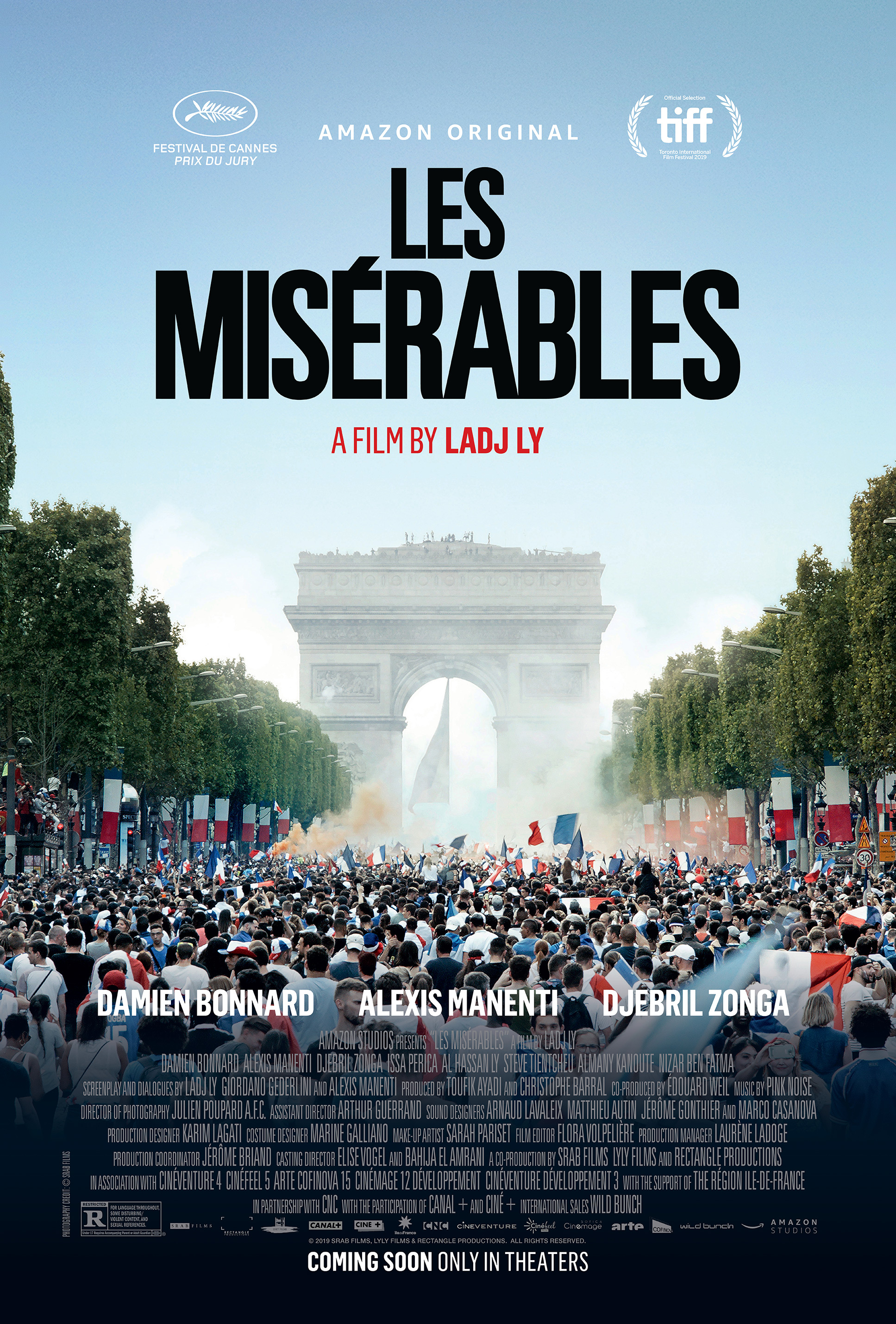 Image result for les miserables 2019
