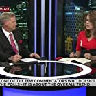 Andrew Bolt and Peta Credlin in The Bolt Report (2011)