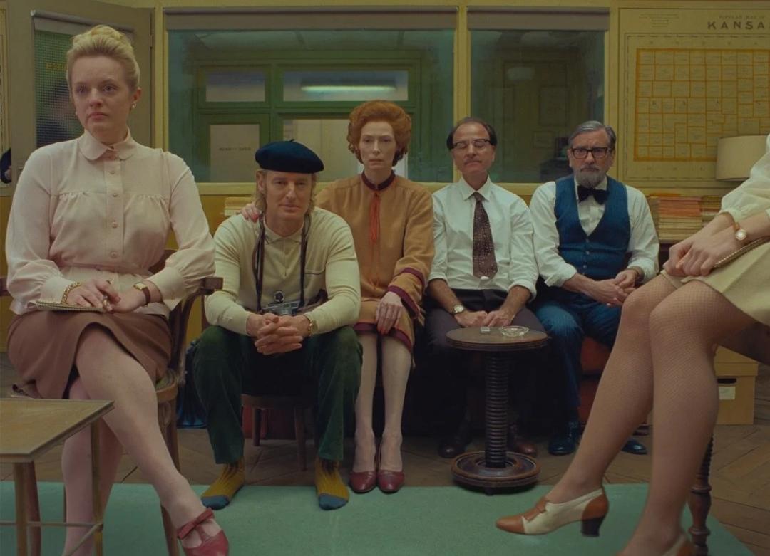 The French Dispatch (2020) - IMDb