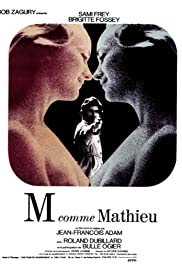 M comme Mathieu Poster