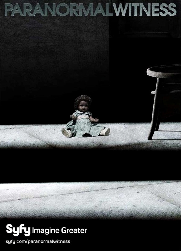 دانلود زیرنویس فارسی سریال Paranormal Witness