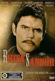 Rózsa Sándor Poster