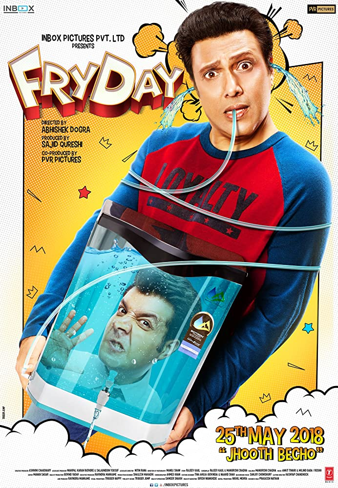 FryDay 2018 Hindi WEBRip 720p 930MB AAC MKV
