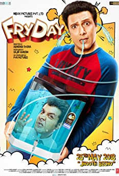 Govinda and Varun Sharma in FryDay (2018)
