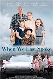 When We Last Spoke Poster