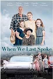 When We Last Spoke (2020) HDRip english Full Movie Watch Online Free MovieRulz