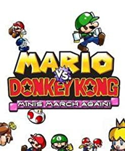 Watch it now movies Mario vs. Donkey Kong: Minis March Again! [2160p]