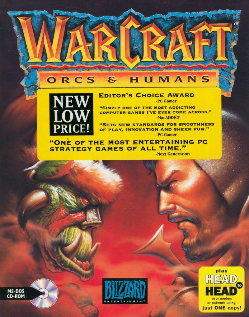 Warcraft Orcs Humans Video Game 1994 Imdb