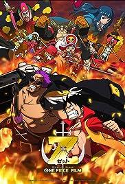 One Piece Film Z Poster
