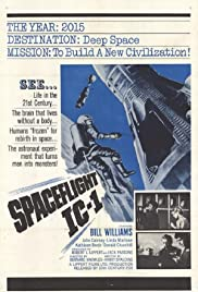 Spaceflight IC-1: An Adventure in Space (1965) Poster - Movie Forum, Cast, Reviews