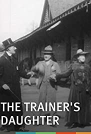 The Trainer's Daughter; or, A Race for Love Poster