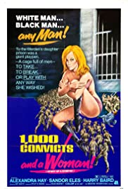 1,000 Convicts and a Woman Poster