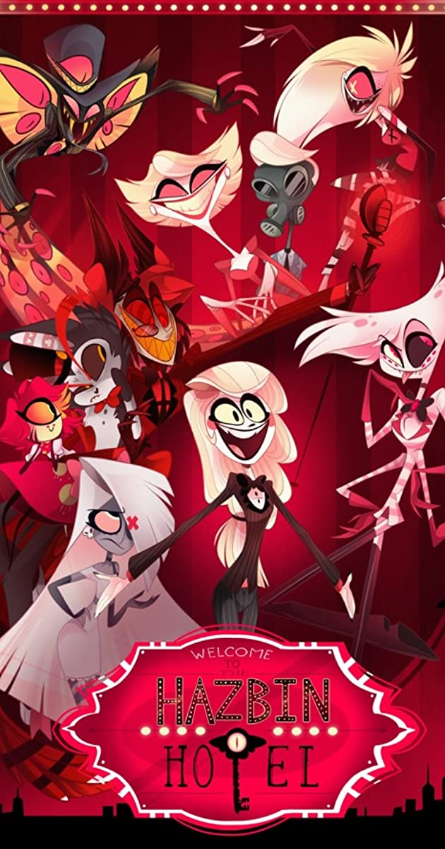 Download Hazbin Hotel or watch streaming online complete episodes of  Season 1 in HD 720p 1080p using torrent