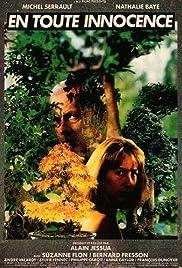 En toute innocence(1988) Poster - Movie Forum, Cast, Reviews