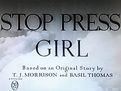 English movies torrent download Stop Press Girl [1080pixel]