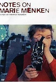 Notes on Marie Menken Poster