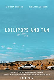 Lollipops and Tan Poster