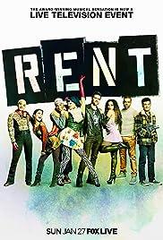 Rent: Live Poster