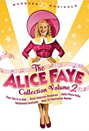 Hello Again: The Remaking of Alice Faye Poster