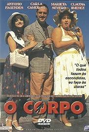 O Corpo Poster