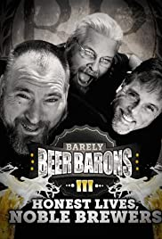 Barely Beer Barons Poster