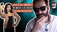 Cómo las redes sociales nos ayudan a convertirnos en narcisistas