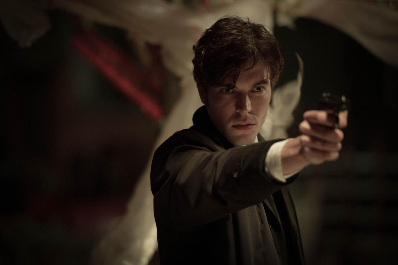 Tom Hughes in The Game (2014)