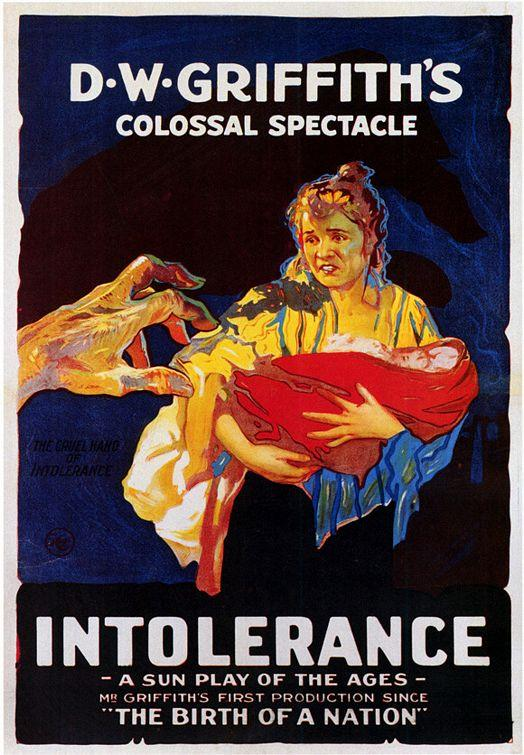 Intolerance: Love's Struggle Throughout the Ages (1916) BluRay 720p