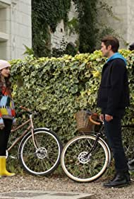 Lily Collins and Lucas Bravo in Emily in Paris (2020)