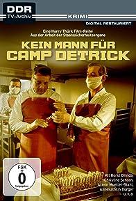 Primary photo for Kein Mann für Camp Detrick