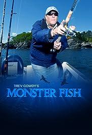 Trevor Gowdy's Monster Fish Poster
