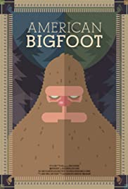 American Bigfoot Poster