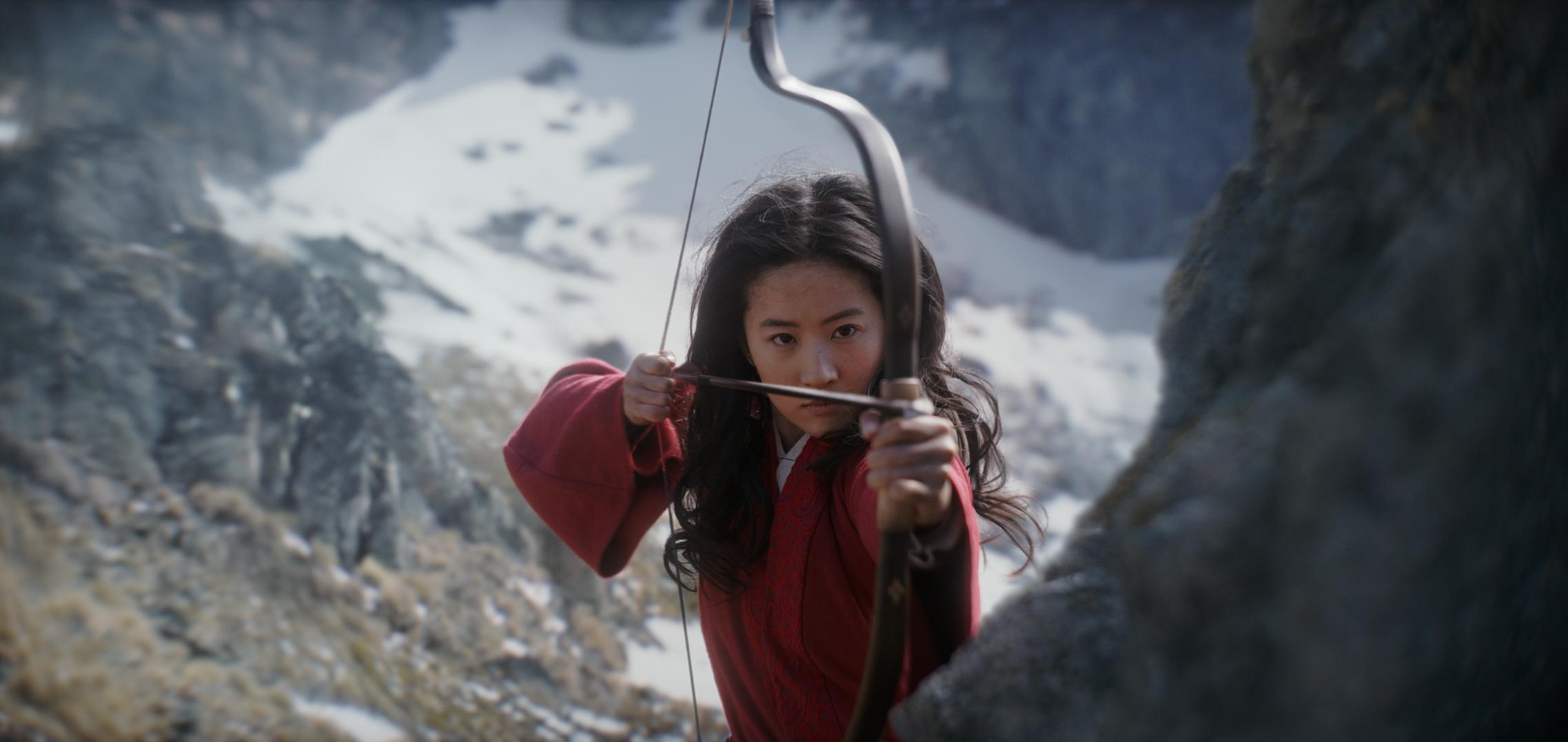 Teaser Trailer from Mulan (2020)