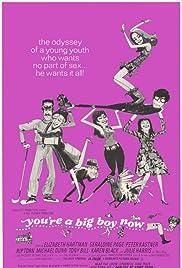 You're a Big Boy Now(1966) Poster - Movie Forum, Cast, Reviews