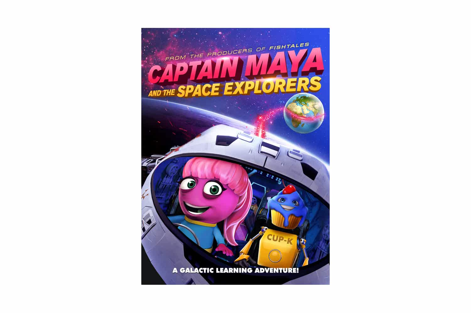 Captain Maya and the Space Explorers (2019)