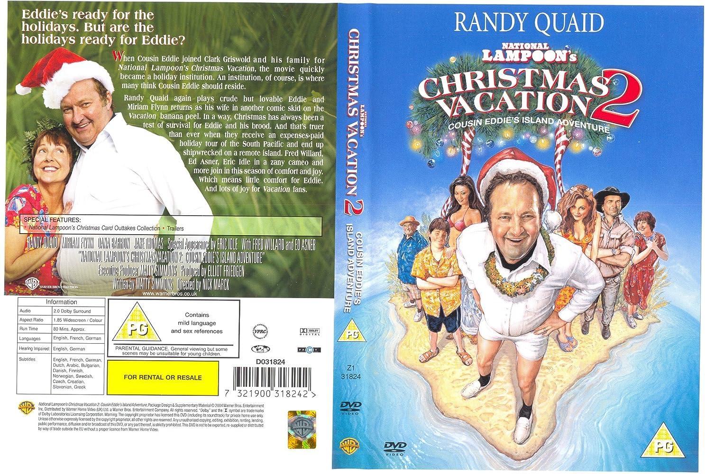 Christmas Vacation 2.Christmas Vacation 2 Cousin Eddie S Island Adventure 2003