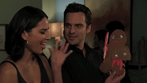 New Girl: Nick And Angie Compare Holiday Cookies