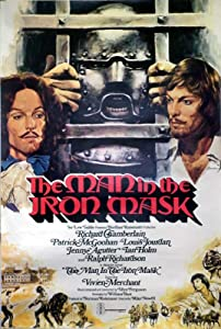 New movies 2018 mp4 free download The Man in the Iron Mask UK [360p]