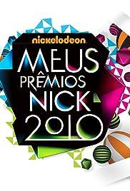 Meus Prêmios Nick 2010 Poster