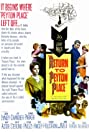 Return to Peyton Place (1961) Poster