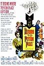 Return to Peyton Place (1961) Poster