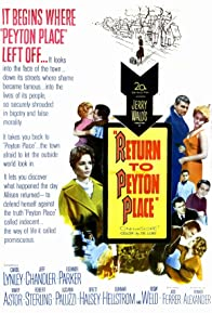 Primary photo for Return to Peyton Place