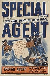 Special Agent Aubrey Scotto