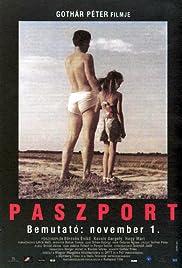 Paszport Poster