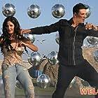Akshay Kumar and Katrina Kaif in Welcome (2007)