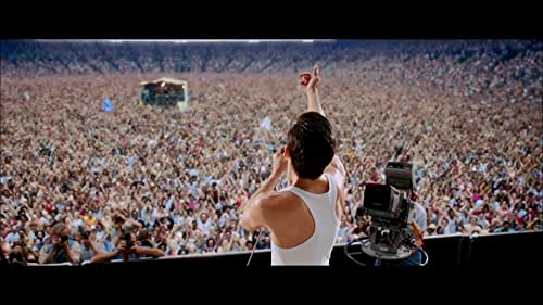 Follow this celebration of iconic rock group Queen and lead singer Freddie Mercury, who defied stereotypes and shattered conventions to become of the most beloved entertainers on the planet.