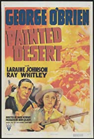 Laraine Day and George O'Brien in Painted Desert (1938)