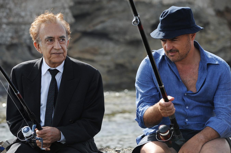 Luca Zingaretti in Il commissario Montalbano (1999)