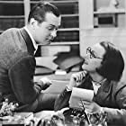Patsy Kelly and Robert Montgomery in Ever Since Eve (1937)