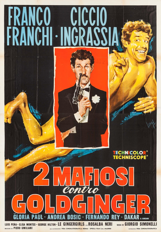 Due mafiosi contro Goldginger (1965)